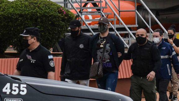 Cayó en Posadas narco con presuntos nexos con el PCC y el cartel de Sinaloa
