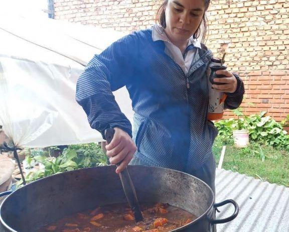 En San Pedro Karaí Octubre Vegano: compartir para que haya abundancia