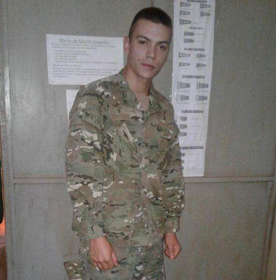 Juzgarán desde el 1 de noviembre al soldado Villar