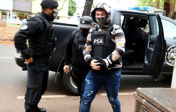 Sindicado Narco rechazó ser extraditado