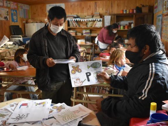 Imprimirán ejemplares del diccionario guaraní confeccionado en la aldea Guavirá Poty