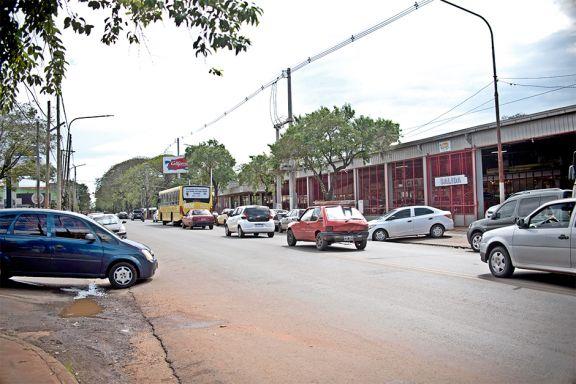 Lavalle es la avenida de Posadas con mayor índice de accidentes de tránsito