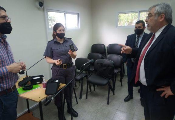 Violencia de género: colocan primera pulsera electrónica a un hombre de Ituzaingó