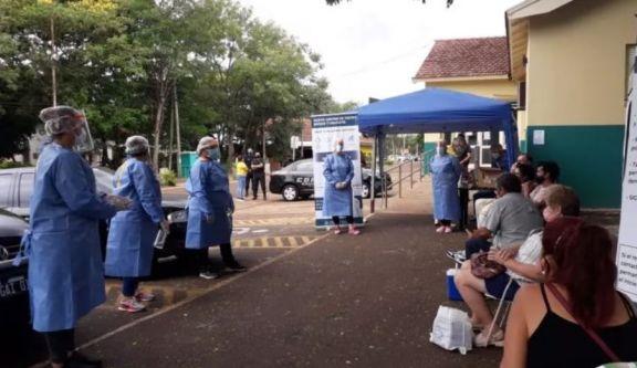El Centro de Testeo en Posadas no atenderá al público durante el fin de semana largo