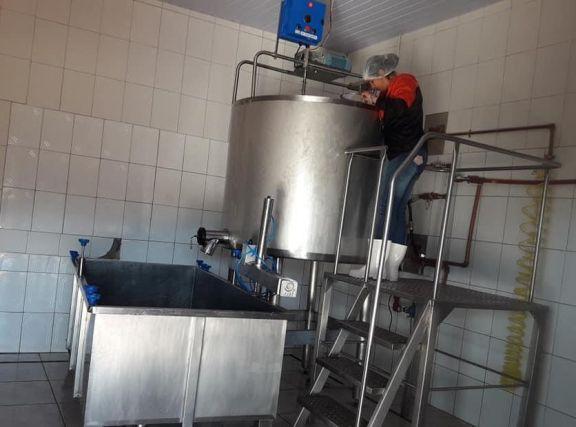 La Cooperativa Tres Marías de San Antonio aumenta su producción de quesos y gana mercado