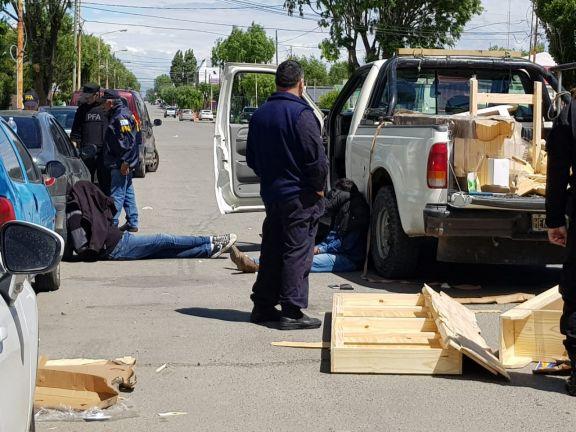 Misionero detenido en Río Gallegos permitió desactivar una organización que movía marihuana desde Montecarlo