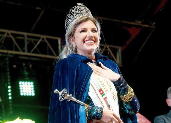 Karen Da Silva se llevó corona doble