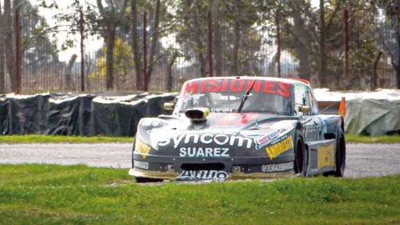 TC Mouras: RuditoBundziak ya piensa en la clasificación en La Plata