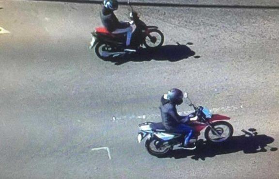 Lo captaron robando dos motos y terminó tras las rejas