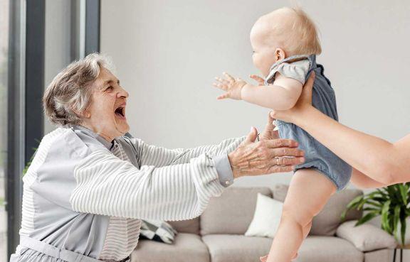 Una abuela así