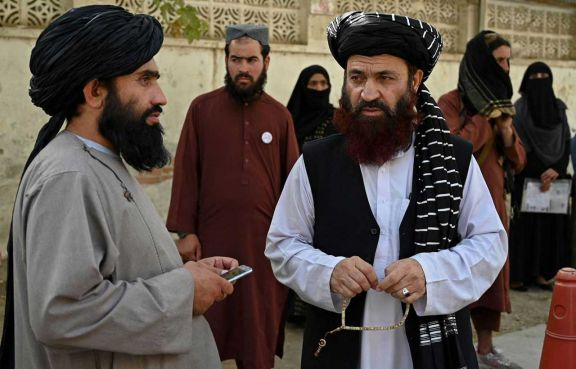 EE.UU. tuvo su primer diálogo presencial con los talibanes