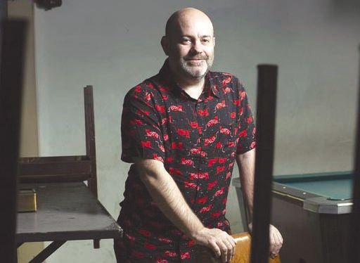 Toto Castiñeiras, del Cirque du Soleil a un libro de dramaturgia