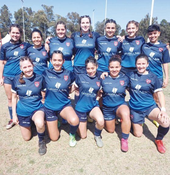 Rugby femenino: Capri fue subcampeón nacional