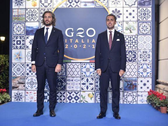 Italia ratificó el acompañamiento a la Argentina en las negociaciones con el FMI