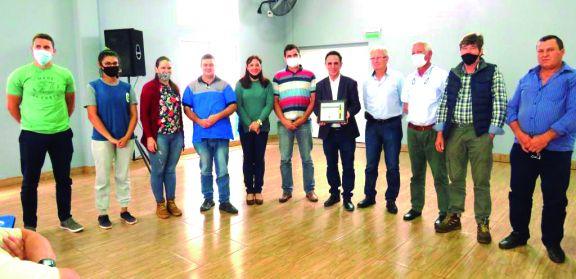 "Comandante Andresito fue declarado ""municipio cooperativo"""