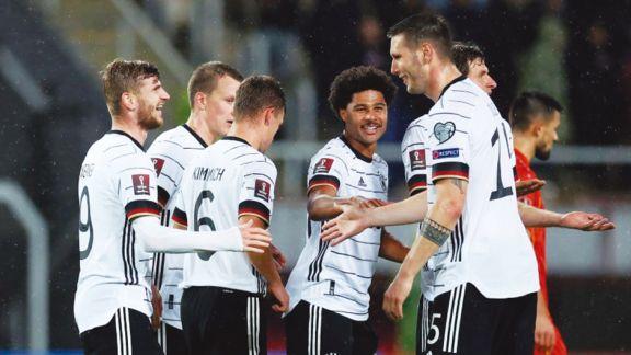 Alemania abrochó su estadía en Qatar
