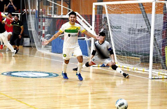 Fútbol de Salón: la corona se fue para Tucumán