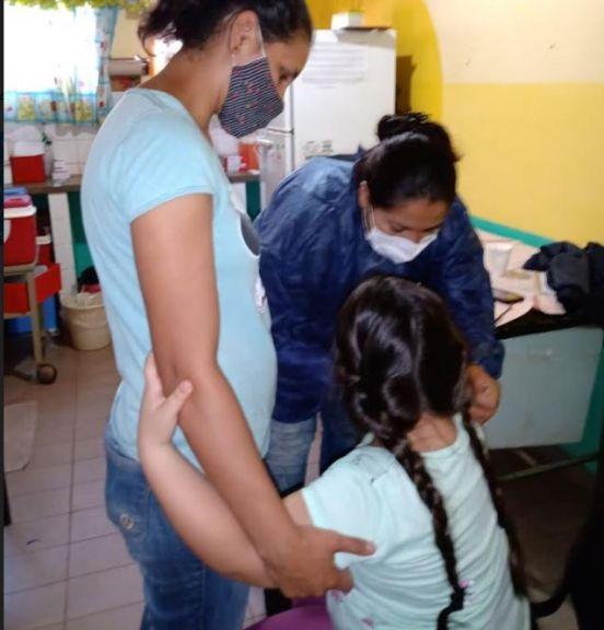 La campaña de vacunación contra el Covid-19 llega a las escuelas misioneras