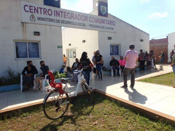 """Santo Tomé: unas 60 personas se inscribieron al programa """"Mi Pieza"""""""