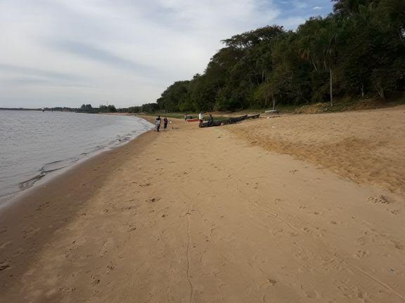 La altura del río Paraná permanecería por encima del metro en Ituzaingó