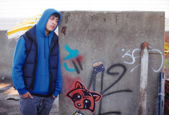 Cato una película sobre el poder del arte, con el rapero Thiago PZK