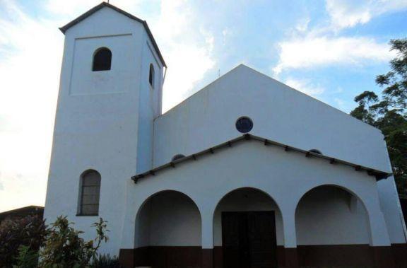 Ruiz de Montoya: la capilla Santa Cecilia es patrimonio histórico cultural