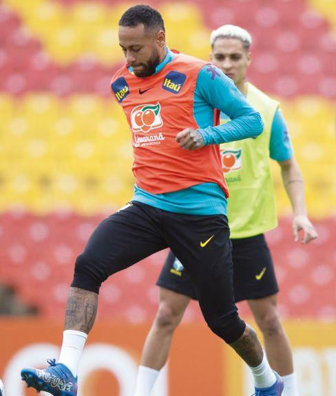El líder Brasil será local ante Uruguay en un clásico picante