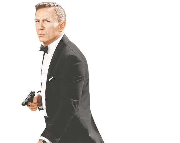 Bond se despide con un finde más en cartelera
