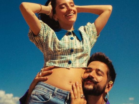 Camilo y Evaluna anunciaron que van a ser padres