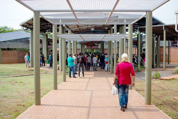 Eldorado inauguró su primer Mercado Concentrador Zonal