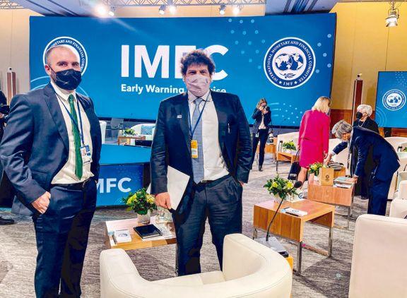 Manzur se suma a la delegación argentina que negocia la deuda