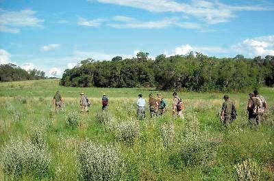 Se creará el Parque Federal Campo San Juan