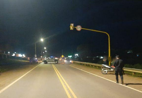 Mujer falleció al ser embestida por un motociclista alcoholizado