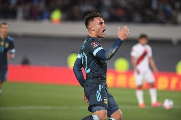 Argentina venció a Perú y dio otro gran paso rumbo a Qatar