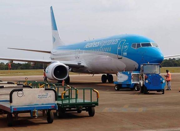 Iguazú suma una nueva ruta aérea desde noviembre