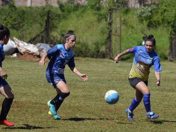 En cancha de Ex Alumnos 185 se jugará la fecha del fútbol femenino de Oberá