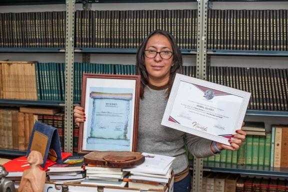 Resguardo de la biblioteca personal del escritor Aníbal Silvero