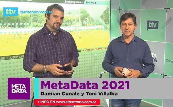 MetaData #2021: Un programa con puente cerrad y bonos de carbono