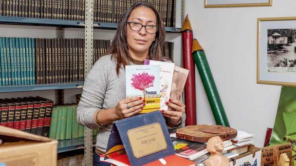 La biblioteca personal de Aníbal Silvero, disponible para la comunidad