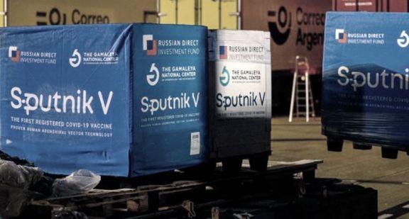 Llegaron 500 mil dosis del segundo componente de Sputnik V desde Rusia
