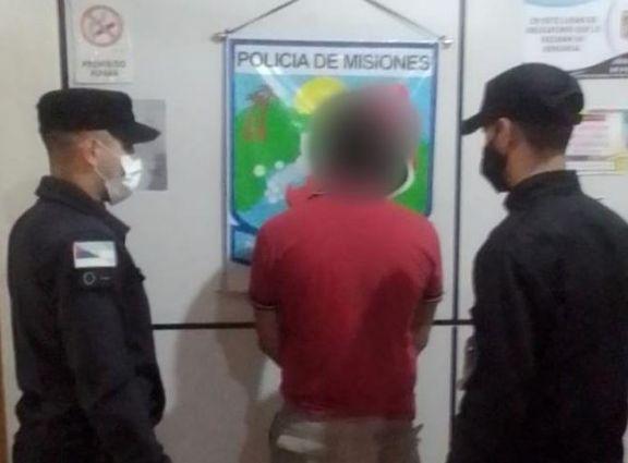 Irigoyen: fue detenido el joven que atropelló y mató a una mujer