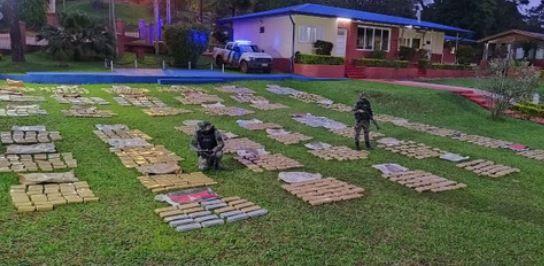 Incautan casi 960 kilos de marihuana en Puerto Rico