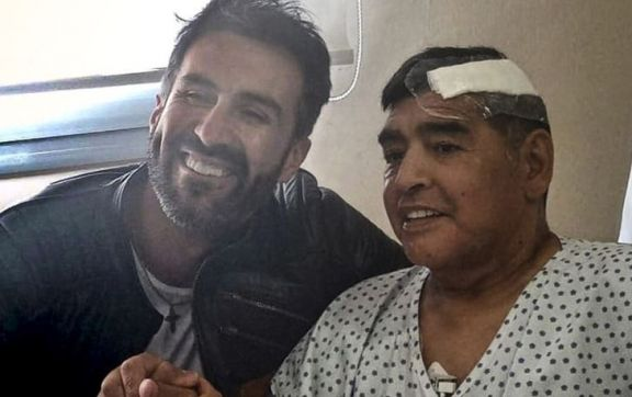 """""""A Maradona le costaba pararse, caminar y coordinar"""", dijo su expreparador físico"""