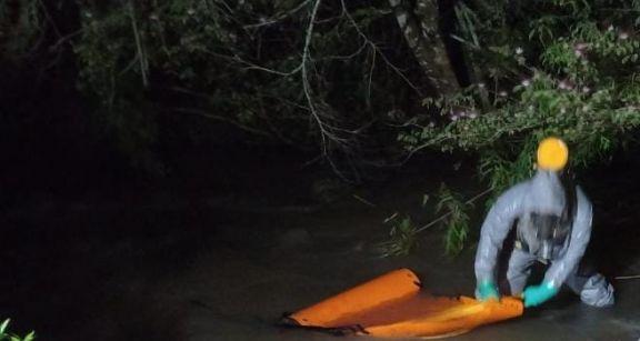 Fue identificado el cuerpo del hombre hallado en el arroyo Cariyo
