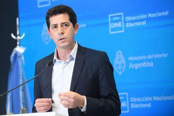 De Pedro destacó el diálogo  del gobierno con empresarios