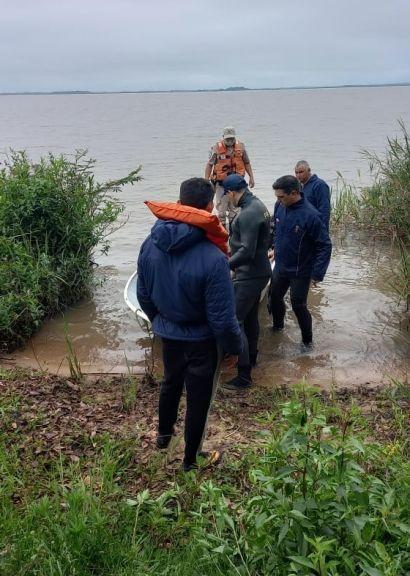 Hallaron al último desaparecido del naufragio de Isla Apipé