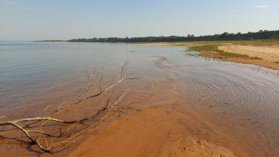 Ituzaingó registra un aumento en la altura del río Paraná