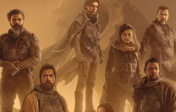 Dune: el futuro clásico de la ciencia ficción ya está en el Imax