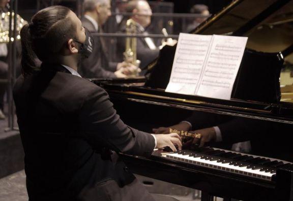 Este jueves en el Teatro de Prosa el joven Beethoven en piano
