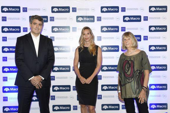 Naves 2021: Banco Macro y el Centro de Entrepreneurship del IAE premiaron a los ganadores del año